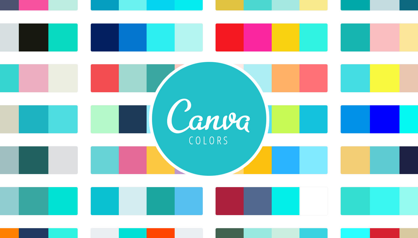 Toolbox: Find Your Colors with Canva Colors