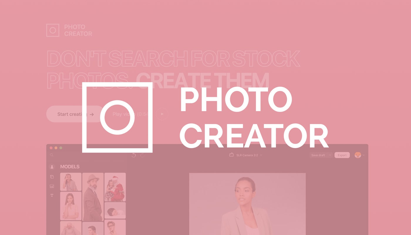 Create Your Own Ads & More with Icons8 Photo Creator