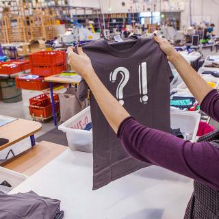 Was darf eigentlich auf´s T-Shirt?