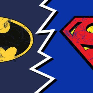 Batman gegen Superman: Das Duell der Giganten