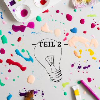 Kreativ-Tipps für Designer, Teil 2:  erfolgreicheres Designer-Leben