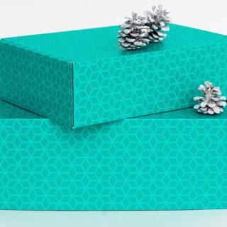 Schönes Schenken: Unsere neue Geschenkverpackung