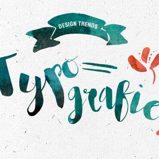 Design-Trend Typografie
