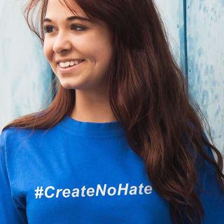 Gegen Gewalt im Internet: SCHAU HIN! und Spreadshirt starten Aktion #CreateNoHate