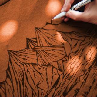 Linien, Textur und Farbe: 4 Tricks für Dein nächstes Design
