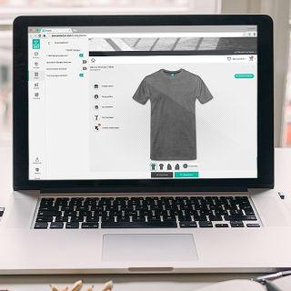 SpreadShop: Binde den T-Shirt-Designer ein