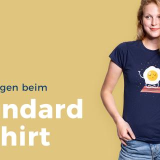 Änderungen beim Standard T-Shirt