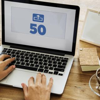 Upload-Limit erhöht auf 50 Designs am Tag
