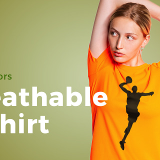 New Colors: Breathable T-Shirt