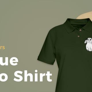 New Colors: Men & Women's Pique Polo Shirts