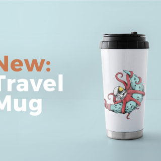 NEW: Travel Mug