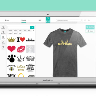 Removing the Design Price Cap in Spreadshirt's Create Tool