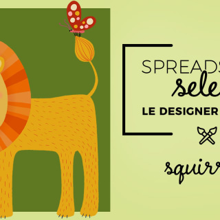 Le designer du mois: Squirrell