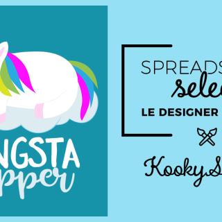 Le designer du mois: KookyShirts