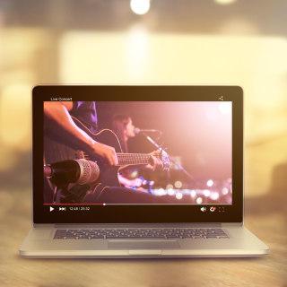Sei Deinen Fans ganz nah: Musik-Livestreams
