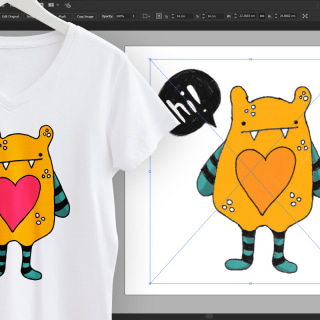 How to Vectorise an Image in Illustrator