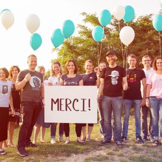 Spreadshirt fête ses 15ans. Sans nos partenaires, rien n'aurait été possible!