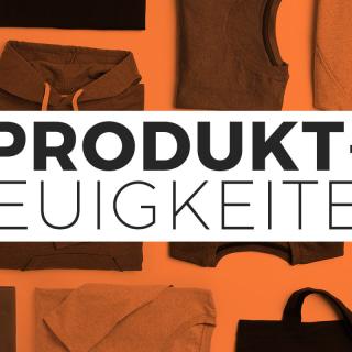 Produktneuigkeiten November 2017