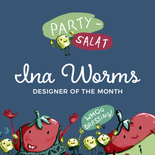 Designer of the Month: Ina Worms