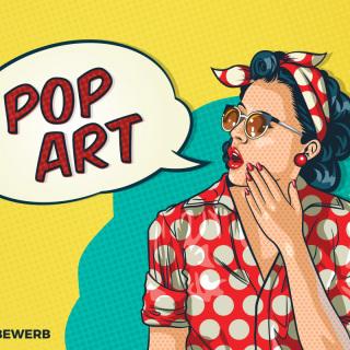 Design-Wettbewerb: Pop-Art