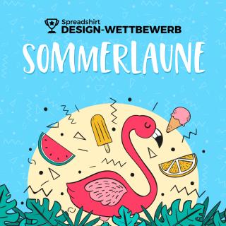 Design-Wettbewerb im Juni: Sommerlaune