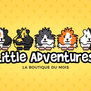 La boutique du mois : Little Adventures