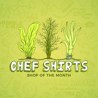 Shop of the Month – Chef Shirts