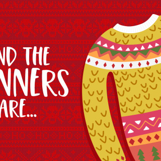 Ugly Christmas Sweater Contest – The Winners
