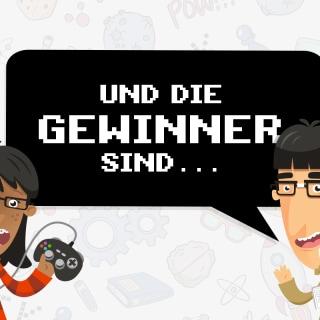 NERDS Design-Wettbewerb – Die Gewinner