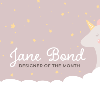 Designer of the Month: Jane Bond