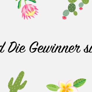 Die Gewinner des Design-Wettbewerbs: Blumen & Pflanzen
