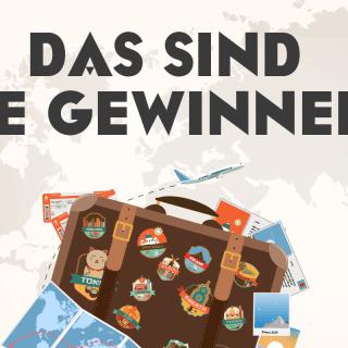 Design-Wettbewerb Reisen: Das sind die Gewinner