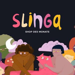 Shop des Monats: Slinga Illustration