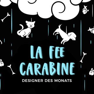 Wenn alte Damen schießen… Triff die Designerin des Monats La Fée Carabine.