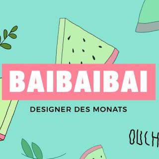 Designer des Monats: baibaibai, die Meister der Doppeldeutigkeit