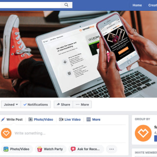Are you a member of the Spreadshop Facebook Group?