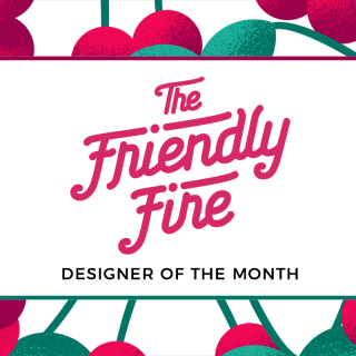 Vegan Hero: Meet The Friendly Fire, our Designer of the Month