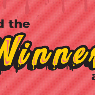 Liquid Lettering Design Contest: And the Winners Are…