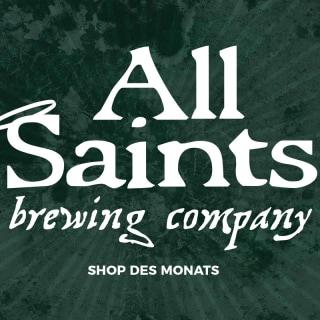 Himmlischer Hopfen vom Shop des Monats All Saints Brewing