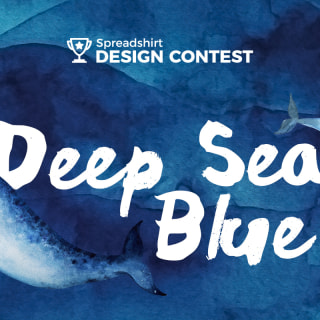 """Dive in to our """"Deep Sea Blue"""" Design Contest"""