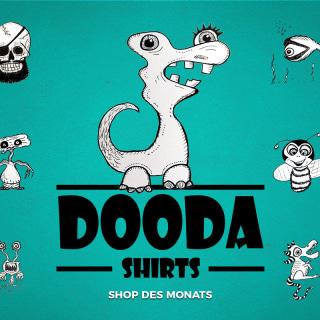 Der Doodle Dad – unser Shop des Monats März