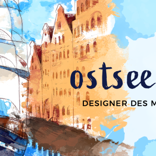 Moin! Unser Designer des Monats ist ostsee.de
