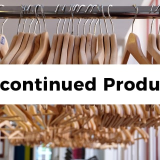 Discontinued Products: March 2020
