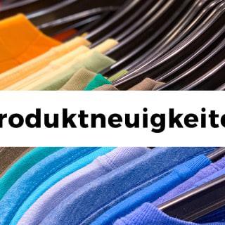Neue Farben & Produkte im März 2020