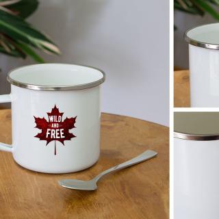 Emaille-Tasse vorübergehend nicht verfügbar
