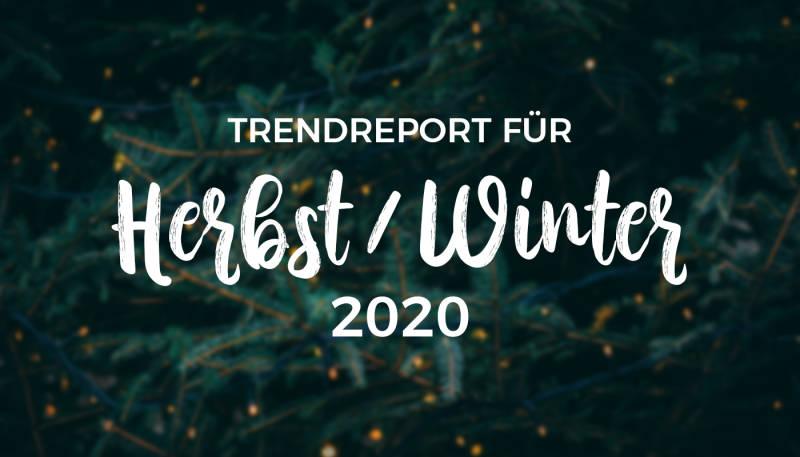Trendreport zum Jahresende 2020