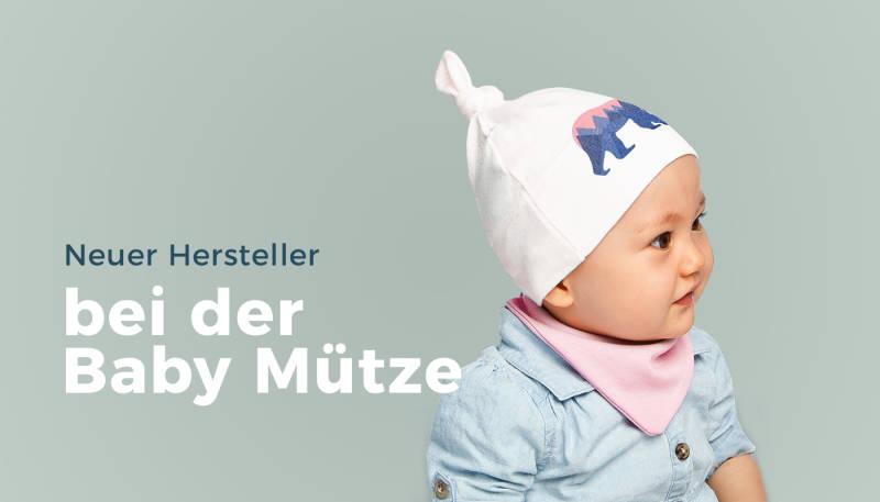 Änderungen bei der Baby Mütze