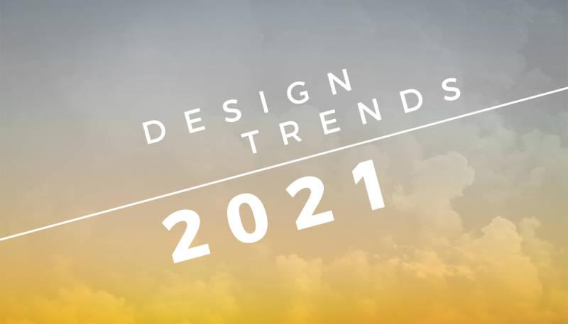 Tendances couleurs & designs 2021