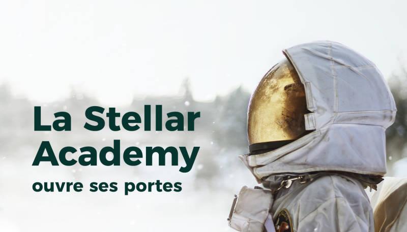 Envolez-vous avec la Stellar Academy de Spreadshirt