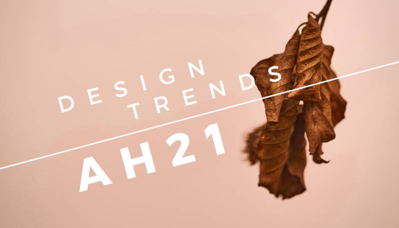 Tendances designs 2021 – Inspiration automne-hiver